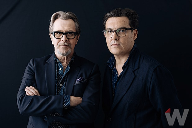 Gary Oldman and Joe Wright, Darkest Hour