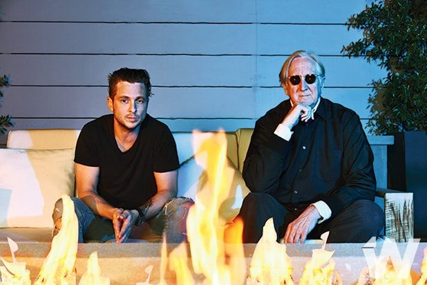 Ryan Tedder and T-Bone Burnett