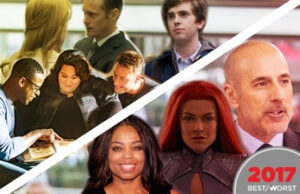 2017 TV Winners and Losers