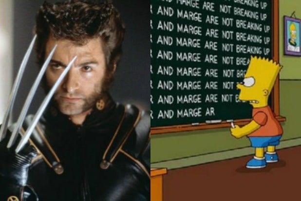 X-Men Simpsons