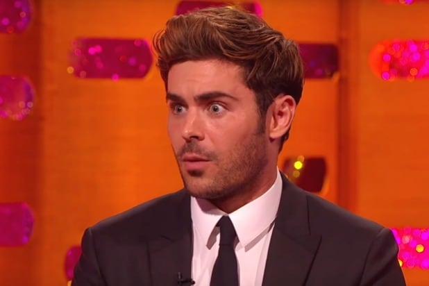 Zac Efron made Michael Jackson cry