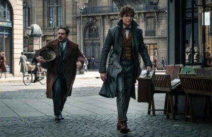Newt Scamader's 'Fantastic Beasts 2' Boggart Is Eddie