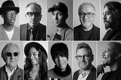 Best Original Song Contender Panel Featured Split