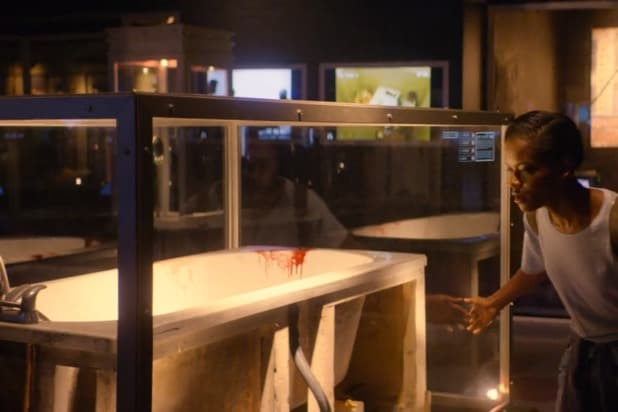 black museum black mirror references crocodile bathtub