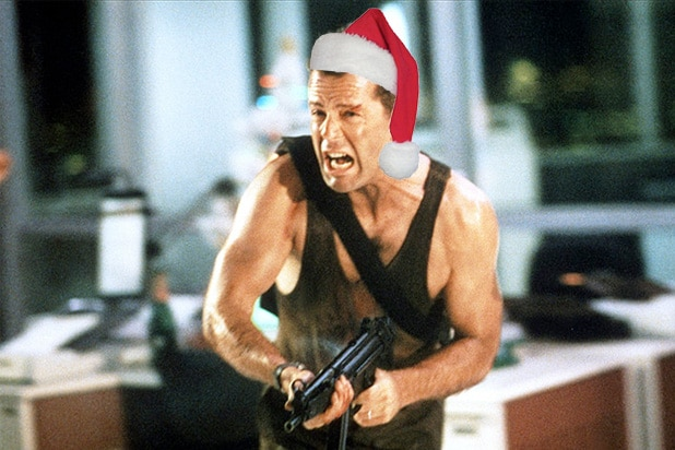 Lapd And Nypd Agree Die Hard Really Is A Christmas Movie Yippie