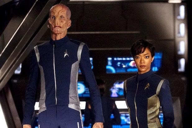 Doug Jones Star Trek