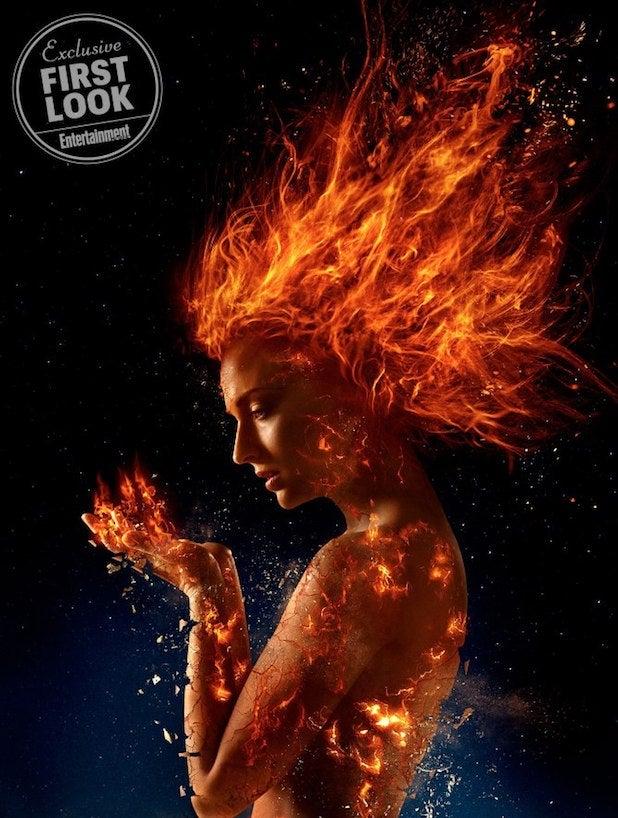 Sophie Turner EW Dark Phoenix