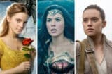 female women box office 2017 beauty beast wonder woman star wars last jedi