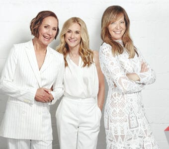 OscarWrap holly hunter allison janney laurie metcalf OscarWrap Issue 2 Cover Story