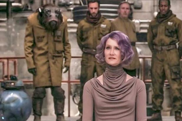 star wars last jedi laura dern