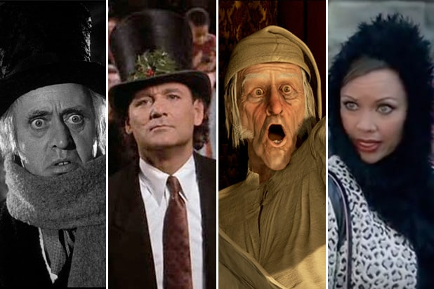 Christmas Carol Scrooge.20 Essential Movie And Tv Scrooges Through The Years From