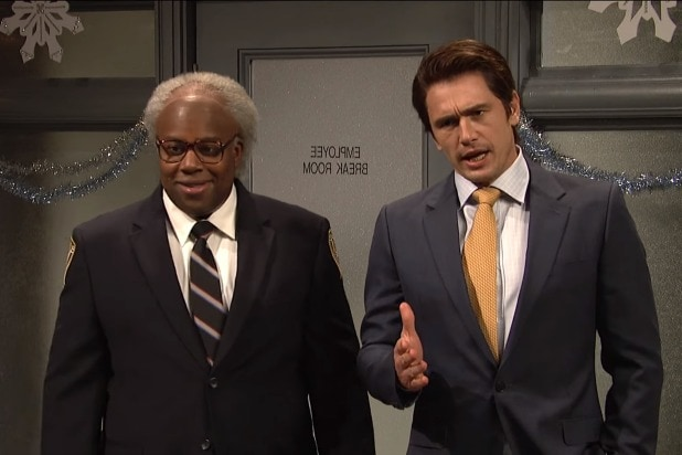 'SNL': James Franco and Kenan Thompson Get Fired For Sexual Harassment (Video)