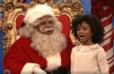 snl saturday night live kenan thompson santa children ask political questions