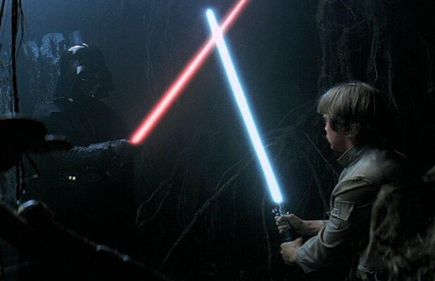 star wars the last jedi empire strikes back luke's training