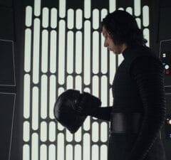 Star Wars The Last Jedi Adam Driver