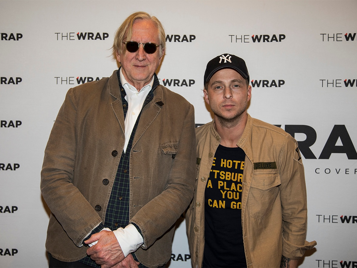 Best Original Song Contender Panel T Bone Burnett and Ryan Tedder
