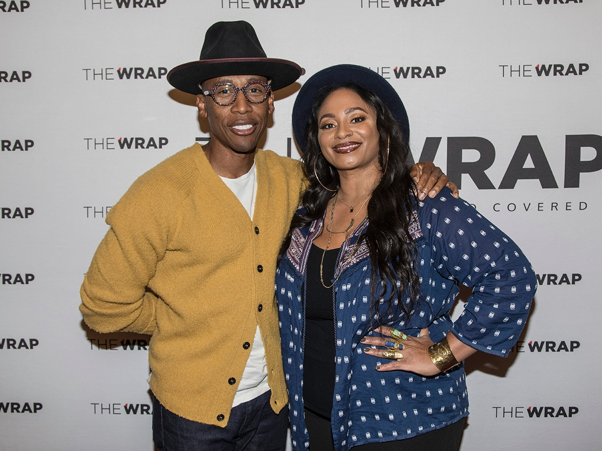 Best Original Song Contender Panel Raphael Saadiq and Taura Stinson