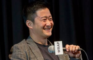 """""""Wolf Warrior 2"""" Q&A with director Wu Jing held at the Landmark Theatre and hosted by The Wrap."""