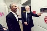 David Letterman Obama