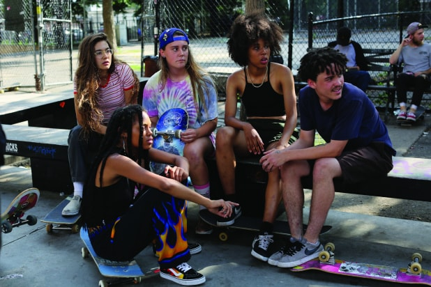 skate kitchen film review female skateboarders find