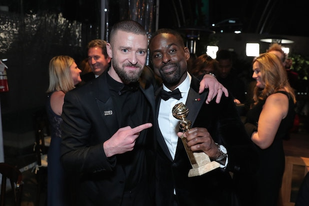 Justin Timberlake, Sterling K. Brown