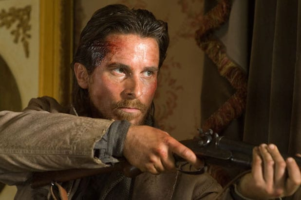 Christian Bale - 3:10 to Yuma