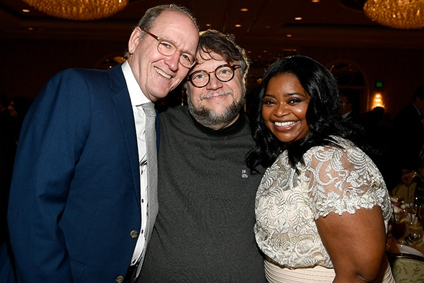 AFI Awards 2018 Richard Jenkins, Guillermo del Toro Octavia Spencer
