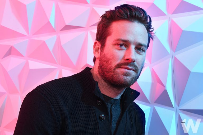 ARMIE HAMMER Sorry To Bother You