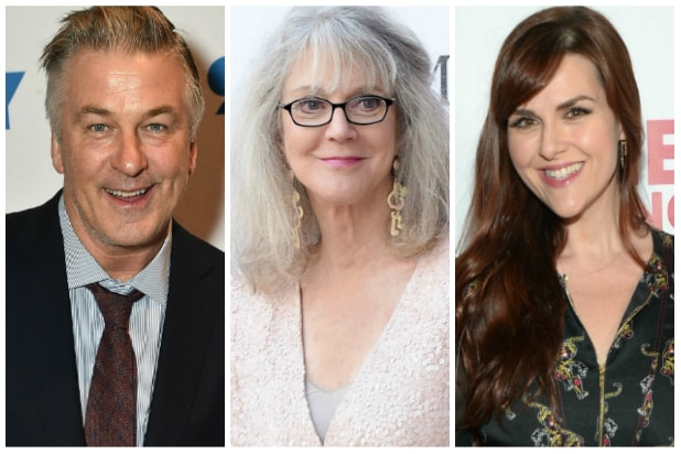 Will & Grace': Alec Baldwin, Blythe Danner and Sara Rue to