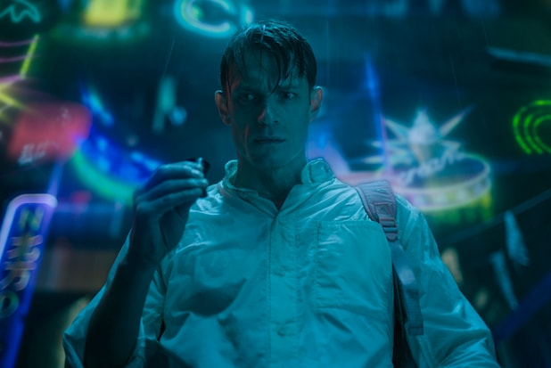 Joel Kinnaman Netflix Altered Carbon