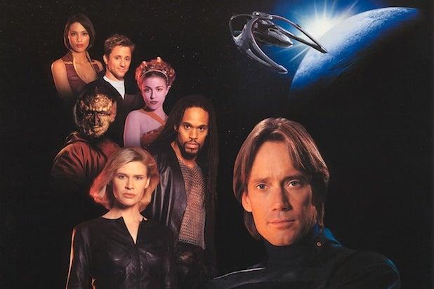 Andromeda Cast