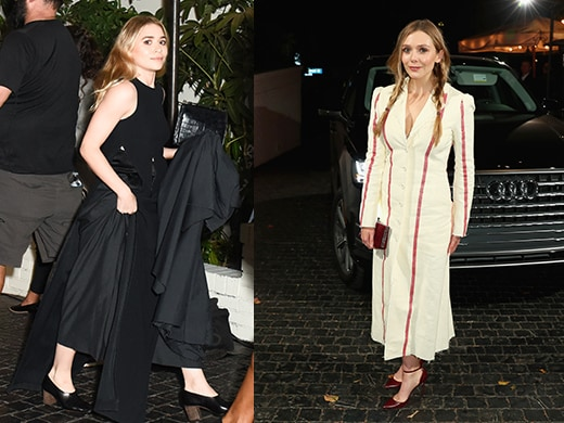 Ashley Olsen Elizabeth Olsen