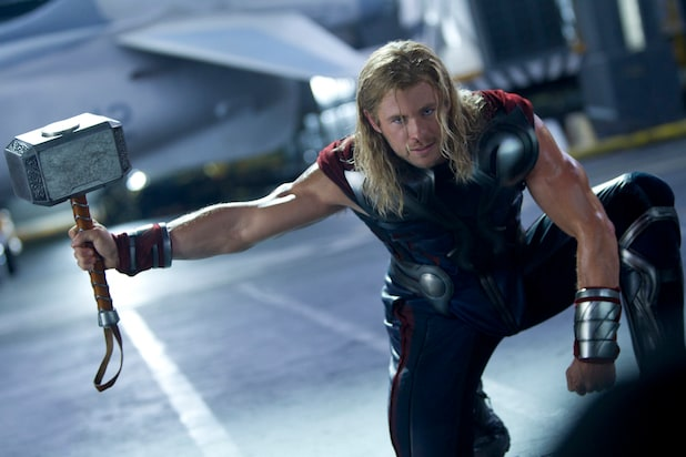 Avengers - Chris Hemsworth