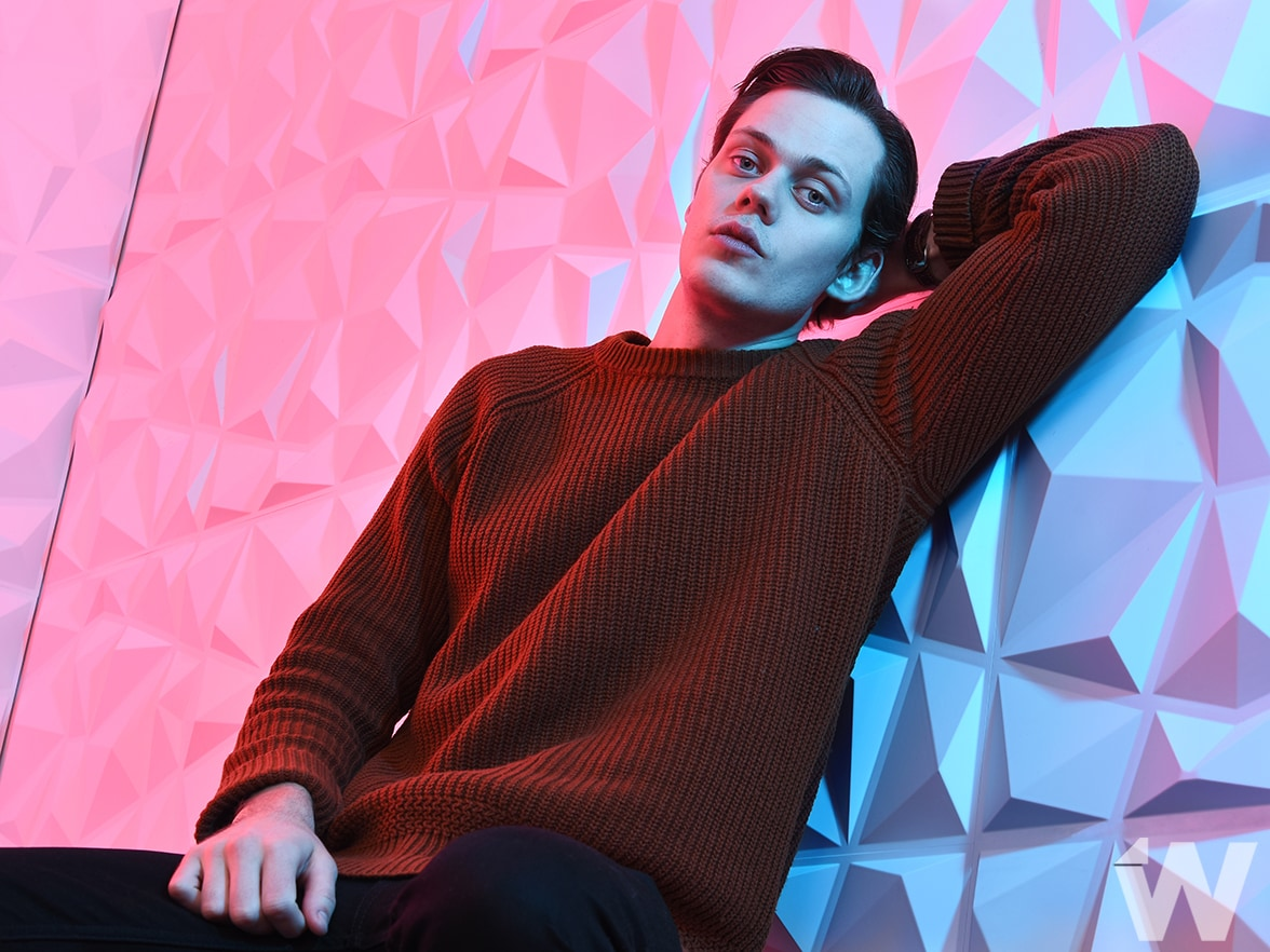 BILL SKARSGARD Assassination Nation