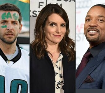 Bradley Cooper Tina Fey Will Smith