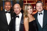 COVER - Richard Plepler, Jeff Bezos, Jennifer Aniston, Ted Sarandos