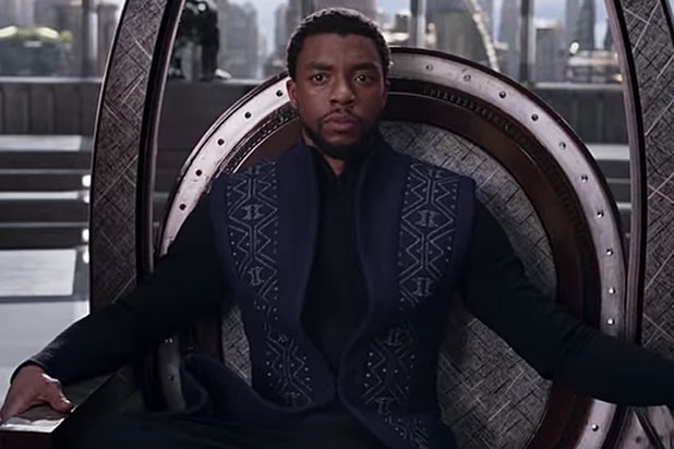 b671d6885cb Black Panther  to Charge Into Theaters With  100 Million-Plus Debut