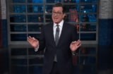 Colbert S---hole Comments