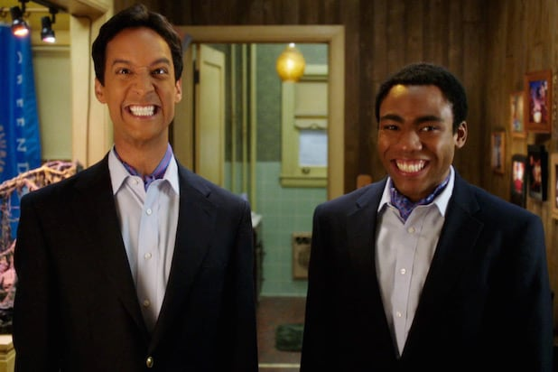 Community Danny Pudi Donald Glover