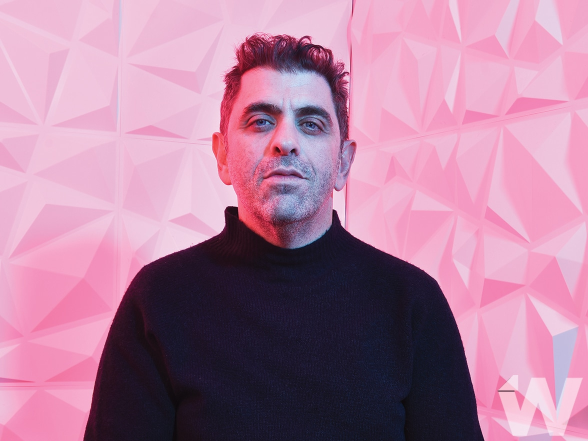 "DIRECTOR EUGENE JARECKI, ""THE KING"""
