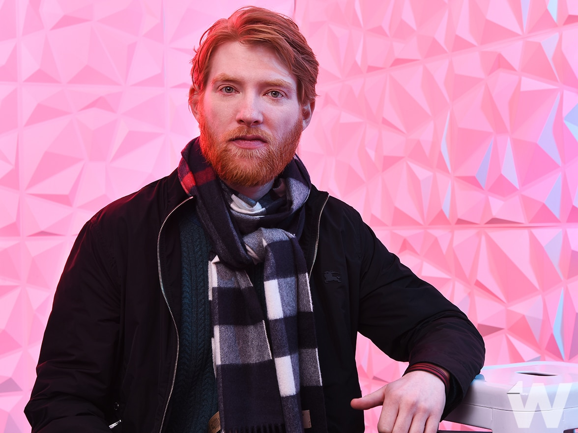 DOMHNALL GLEESON A Futile and Stupid Gesture