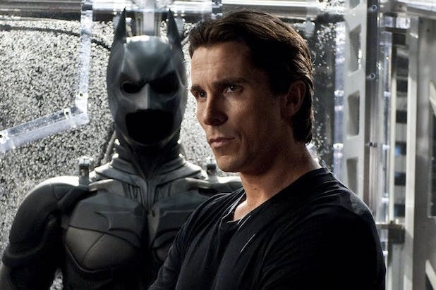 Christian Bale - Dark Knight