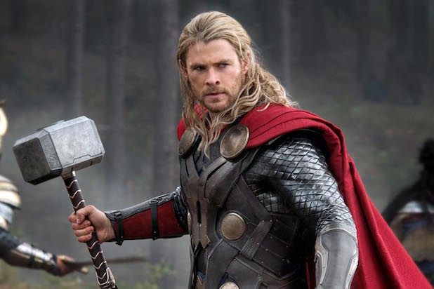 Thor: The Dark World - Chris Hemsworth