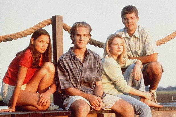 Katie Holmes Sends Love To Dawsons Creek Castmates After