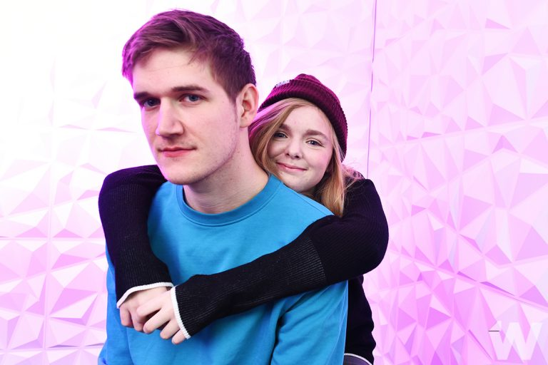 Eighth Grade Bo Burnham and Elsie Fisher