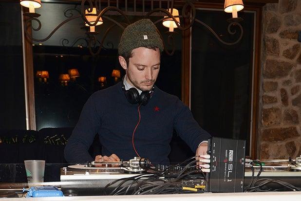 Elijah Wood DJ
