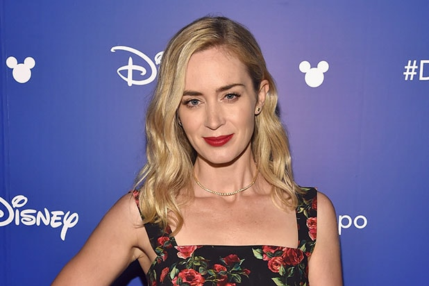 Emily Blunt Boards Disney's 'Jungle Cruise'