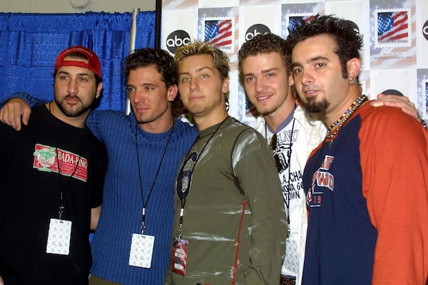Joey Fatone Addresses *NSYNC Super Bowl Reunion Rumors