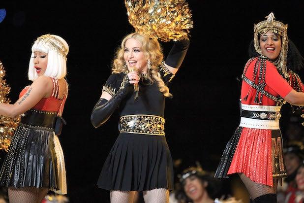 Madonna Super Bowl Halftime