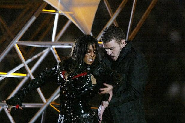 Janet Jackson Justin Timberlake Super Bowl Halftime